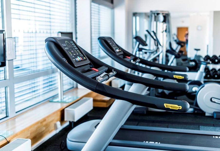 Fitness centrum